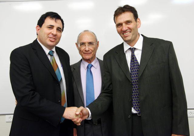 """מנכ""""ל משרד התיירות החדש אמיר הלוי: משפטן, גיאוגרף ויזם"""