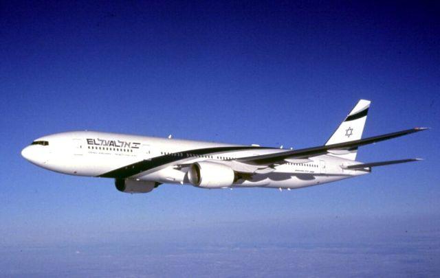 בואינג 777 של אל על. קישורים נוחים של טיסות המשך מהונג קונג צילום: אל על