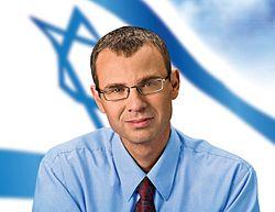 """יוזם הצעת """"חוק זכויות התורמים למדינה"""", יריב לוין (צילום: ויקיפדיה)"""