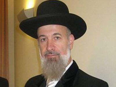 הרב מצגר (צילום: דובר הרבנות הראשית)