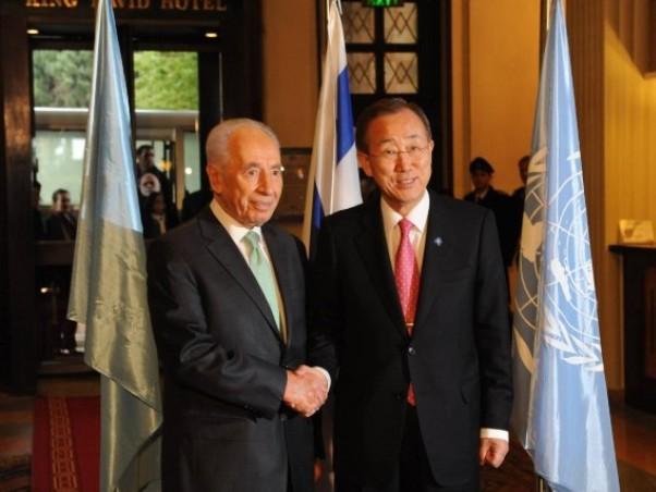 """מזכ""""ל האו""""ם מזהיר: הפסקת האש בין ישראל לסוריה בסכנה"""