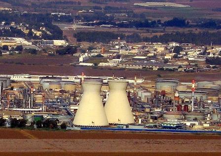 מתחדש המאבק לפינוי חומרים מסוכנים ממפרץ חיפה