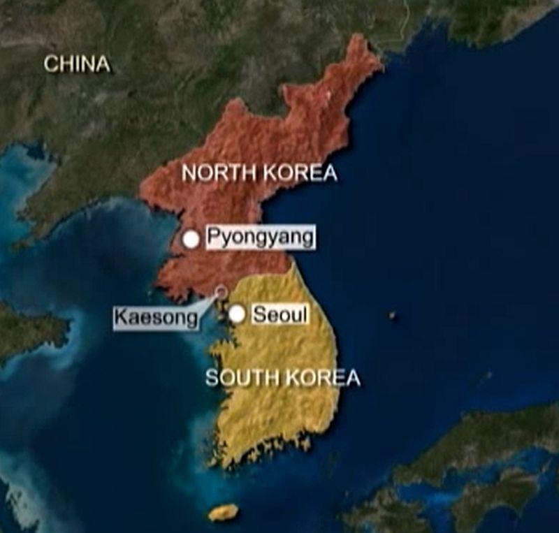 גישושי רגיעה בקוריאה