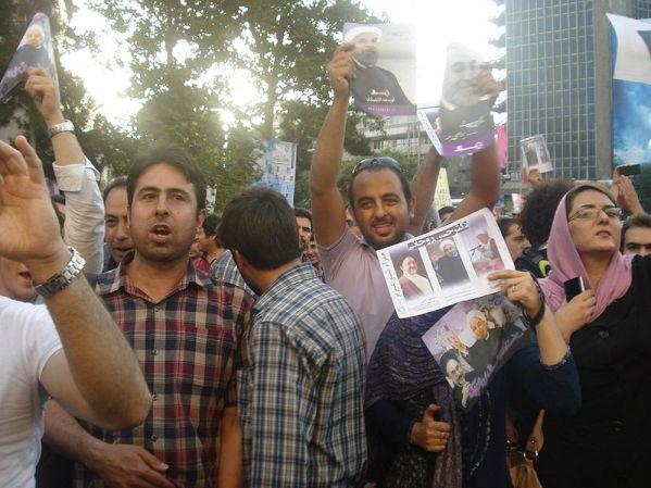 """""""גם אחרי הבחירות איראן תישפט לפי מעשיה"""""""