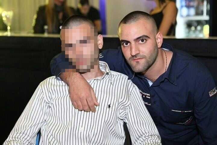 מימין, החשוד המרכזי ברצח: חגי פליסיאן