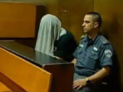 הפעיל בקהילה הגאה בהארכת מעצר (צילום מסך)