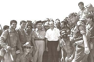 מלחמת ששת הימים: ניצחון ואסון
