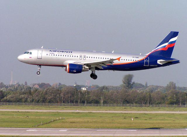 מטוס איירבס A320 של איירופלוט. צילום איירופלוט