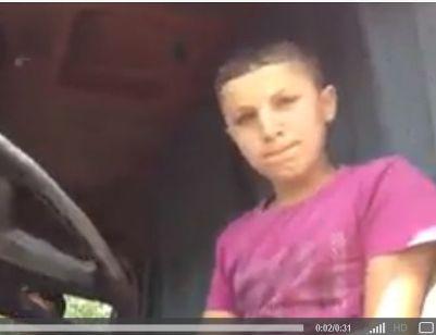 בן 12 נצפה נוהג במיכלית מים באזור קרית ארבע