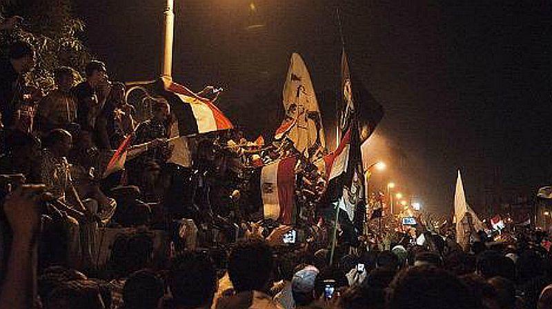 המחאה במצרים