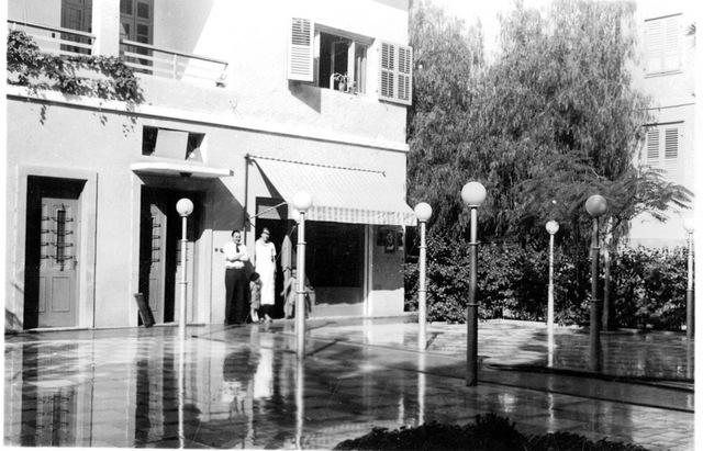 בית קפה גונטנר. צילום: תאו וולר