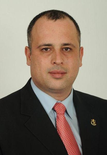 """ח""""כ חיליק בר (צילום: ויקיפדיה)"""