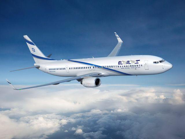 מטוס 737 של אל על. מקווים שתוצאות הרבעון השלישי והחגים בספטמבר ישפרו את התוצאות הכלכליות