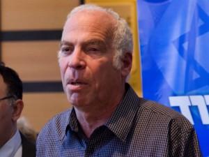 אורי אריאל (צילום: דן בר דוב)