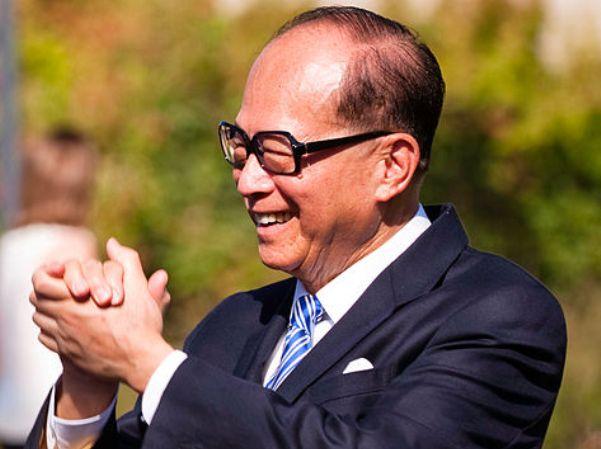 תרומת ענק. היזם והפילנתרופ לי קא שינג (צילום: אוניברסיטת סטנפורד, ויקימדיה)