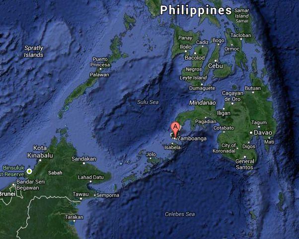 פיליפינים ומלזיה