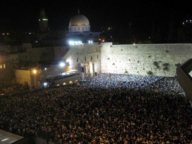 """צה""""ל ומשטרת ישראל נערכו לקראת יום הכיפורים"""