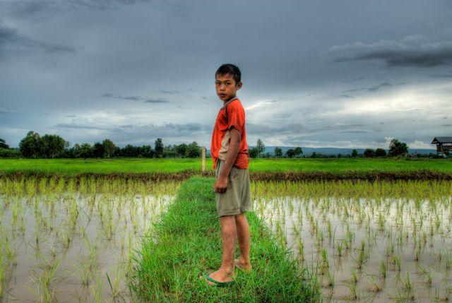 """מתוך התערוכה """"תאילנד מבעד לעדשה"""" - בקניון רמת אביב, צילום של אסף קליגר"""