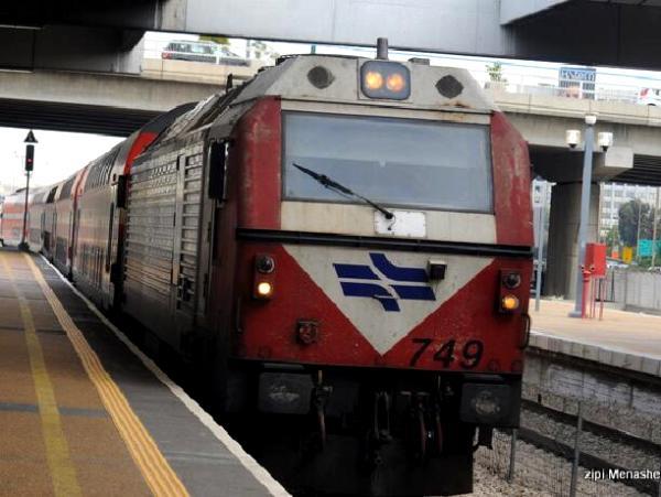 רכבת ישראל תפעל בחגי תשרי במתכונת מתוגברת