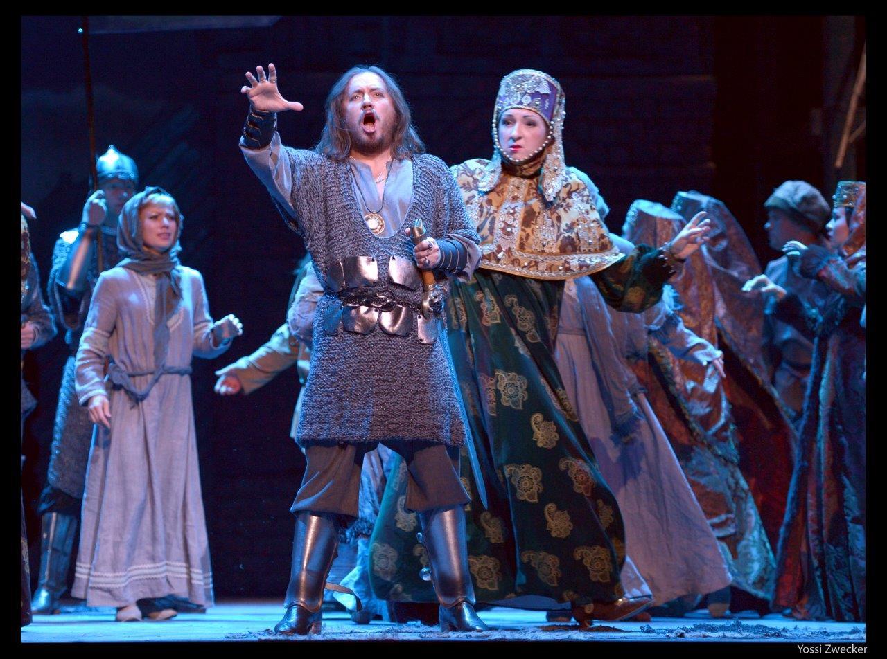 הנסיך איגור לא כבש את האופרה