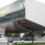 מוזיאון פורשה (צילום דני בר)