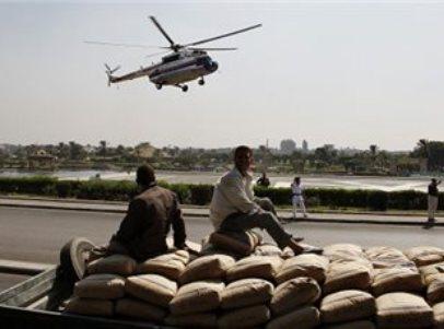 מצרים מזהירה את החמאס: נתקיף מהאוויר מטרות בעזה