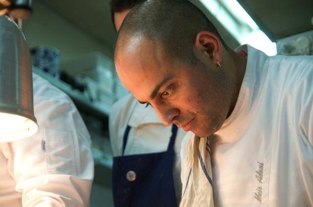 שף מאיר אדוני (צילום: דן פרץ)
