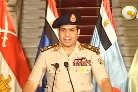 """ארה""""ב מגיבה למהומות במצרים: תקצץ חלק מהסיוע הצבאי"""