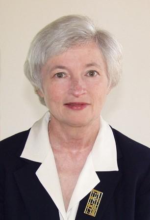 ג'נט ילן - מועמדת לראשות הבנק הפדראלי (ויקימדיה)