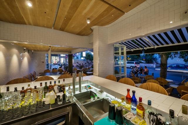מסעדת לובי (צילום: איתי סיקולסקי)