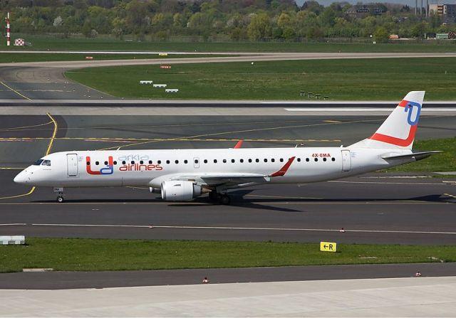 מטוס אמברייר ERJ-190-200LR של ארקיע