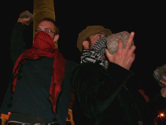 הפגנות צעירים באירופה נגד הממשלה (צילום: ויקימדיה)
