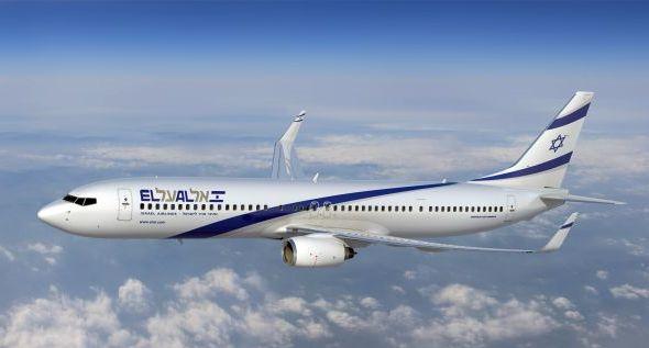 בואינג 737-900ER של אל על. בלי טייסים אין טיסות