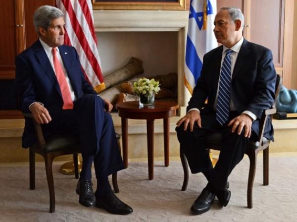 נתניהו לג'ון קרי: הפלסטינים ממשיכים ליצור משברים מלאכותיים