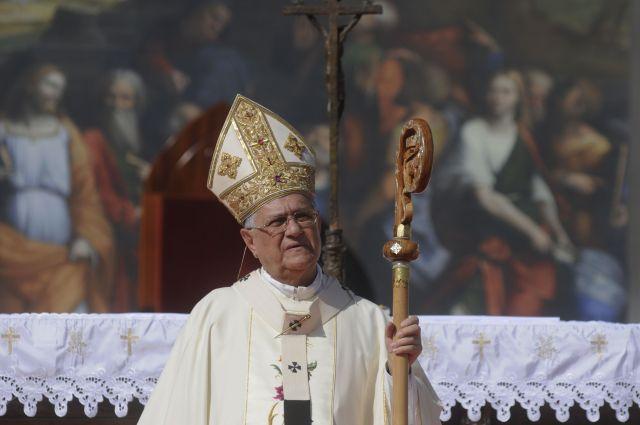 """האפיפיור למאמיניו: """"ההיסטוריה של האמונה שלנו מקורה בארץ הזו"""""""