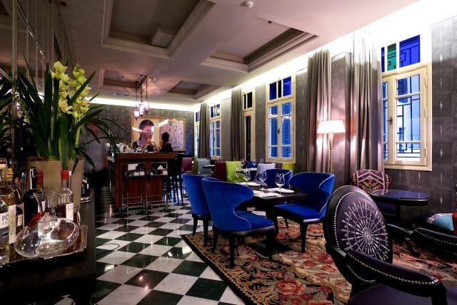 מסעדת עלמה לאונג