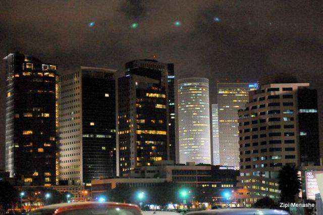תל אביב בלילה. עיר שהיא מרכז של חדשנות ויצירתיות. (צילום: ציפי מנשה)