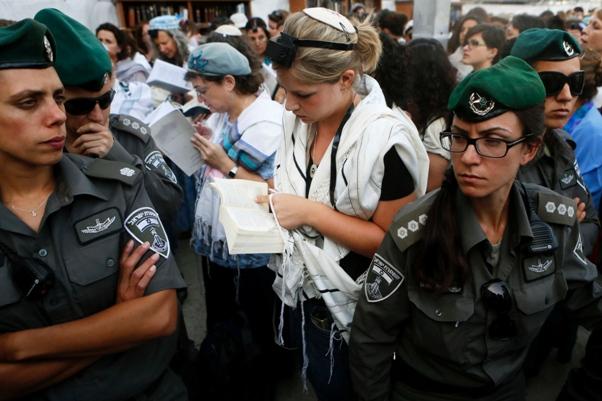 עדות מצולמת לשינוי במעמדה של האישה בישראל