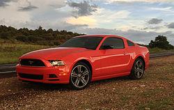 חדש: פורד מוסטנג 2014