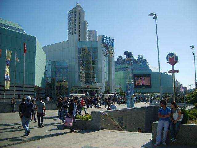 דאונטאון איסטנבול - מקום 12 בכלכלות העולם בשנת 2028 (ויקימדיה)