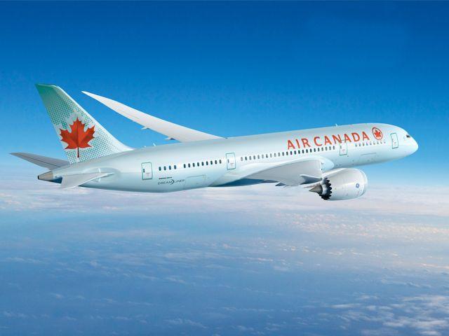 בואינג 787 של אייר קנדה