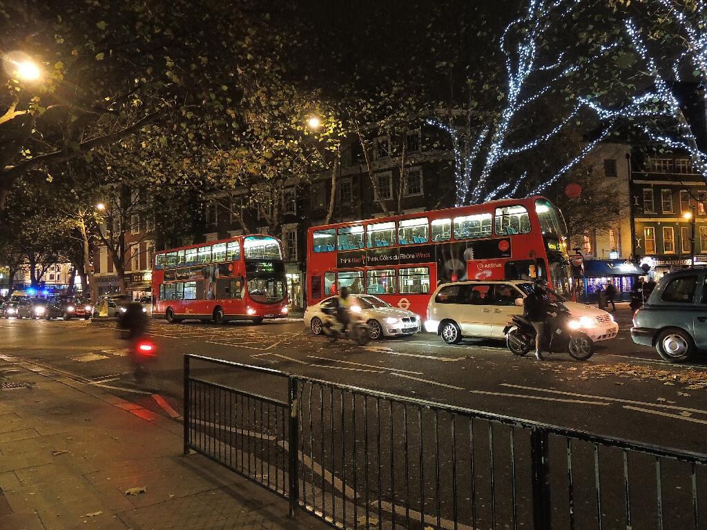 לונדון, כמו שרק לונדון יכולה להיות לונדון
