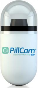 ה- SmartPill הינה גלולה לבליעה העושה שימוש בטכנולוגית חיישנים למדידת חומציות, לחץ וטמפרטורה של מערכת העיכול.