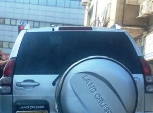 הרכב שנתפס (צילומים: משטרת ישראל)