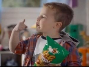 הפרסומת של שוש (צילום מסך)