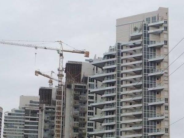 """שינוי קל של 2.5% במע""""מ תרם לעלייה משמעותית מאוד במחיר הדירה (צילום: עק""""ב)"""