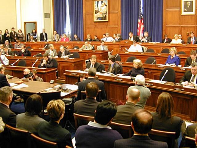 ועדת הכלכלה של בית המחוקקים בעת דיון על חוק  ביטוח הבריאות (ויקימדיה)