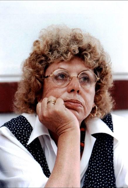 אם זכויות האדם בישראל, שולמית אלוני, הלכה לעולמה בגיל 85