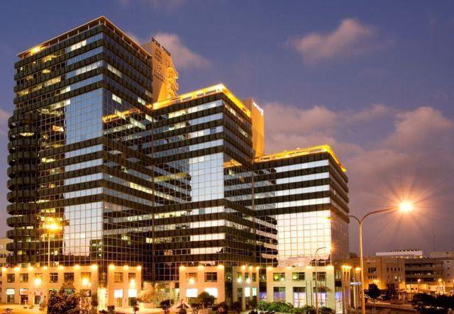 בית כלל של חברת אמות. עוד שילוב של מלון עסקי ומשרדים. (צילום: אמות ביטוח)