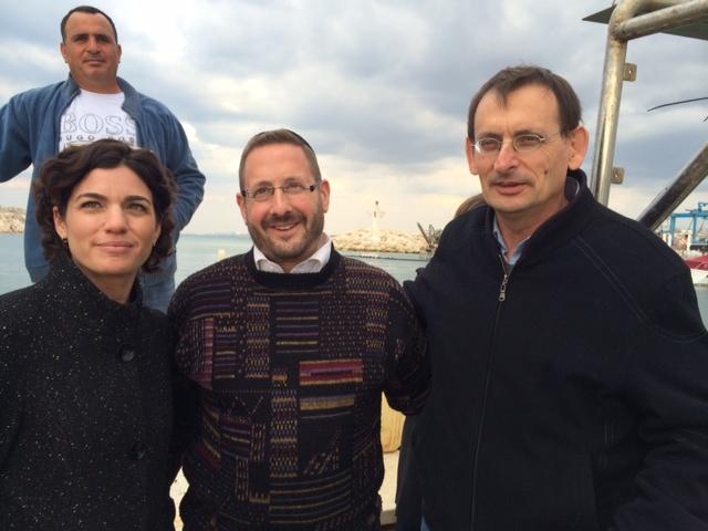 חברי הכנסת חנין, ליפמן וזנדברג: אנחנו מאבדים את הים התיכון